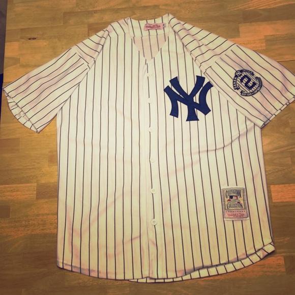 pretty nice 1150e 49ae8 Mitchell &Ness New York Yankees Derek Jeter